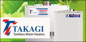 Takaga Tankless Systems