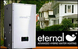 Eternal Tankless Water Heaters